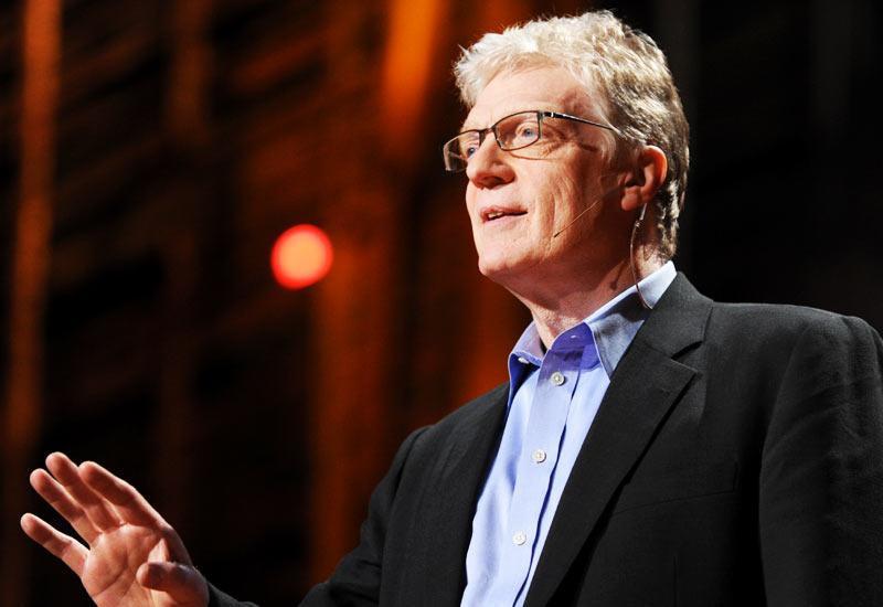 Sir Ken Robinson | Spark Alternative Learning