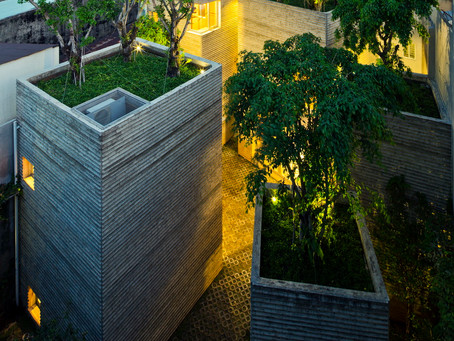 Người chiến thắng AR House 2014: House for Trees