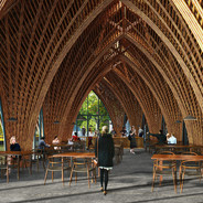 Ting Xi Bamboo Restaurant - Rendering