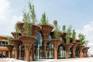 Vietnam Pavilion in Expo Milano 2015