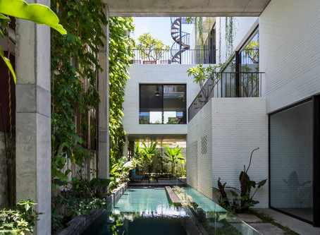 Thang House: A Design with Sustainability in Mind
