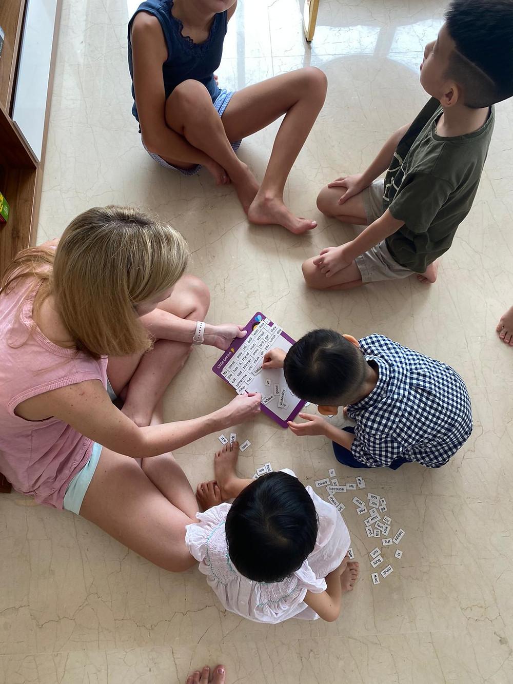 Learning English | Spark Alternative Learning CENTER