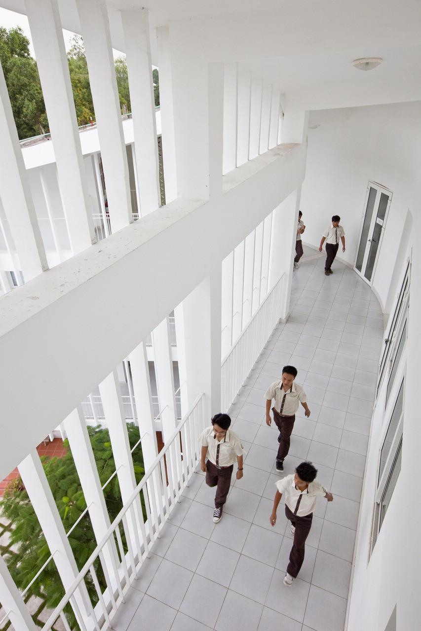 Binh Duong School | VTN Architects