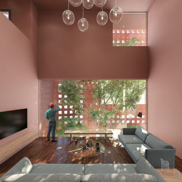 Bat Trang House