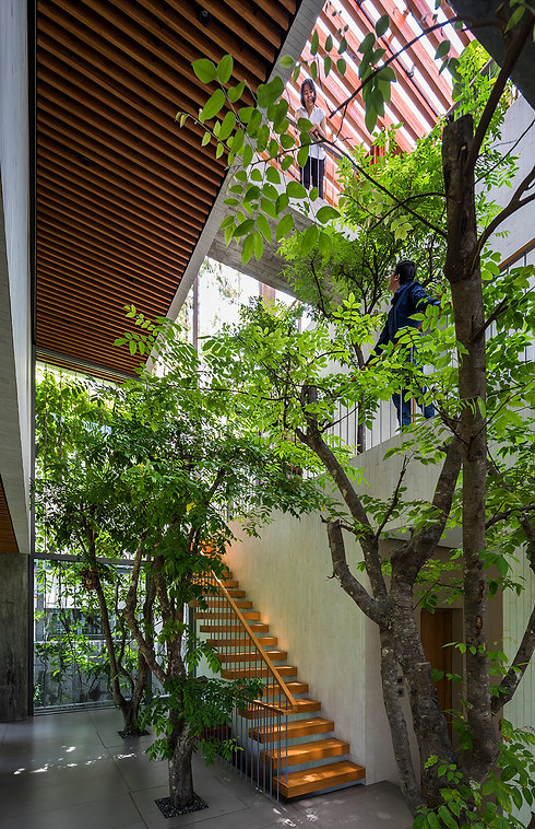 Elements of Green Architecture | VTN Architects
