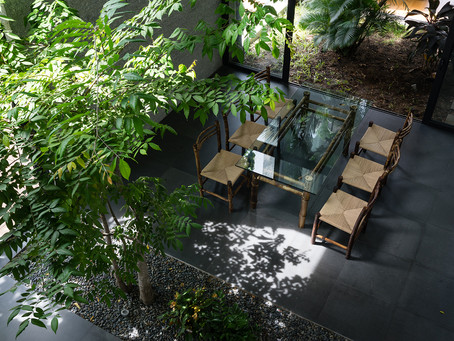 Binh House: A Vertical Stack of Gardens & Living Spaces
