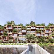 Hotel Casamia - Design Option 2