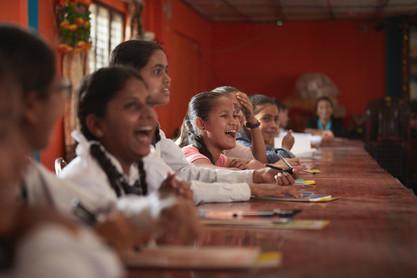 Girls' Empowerment Project, Nawalparasia, Nepal