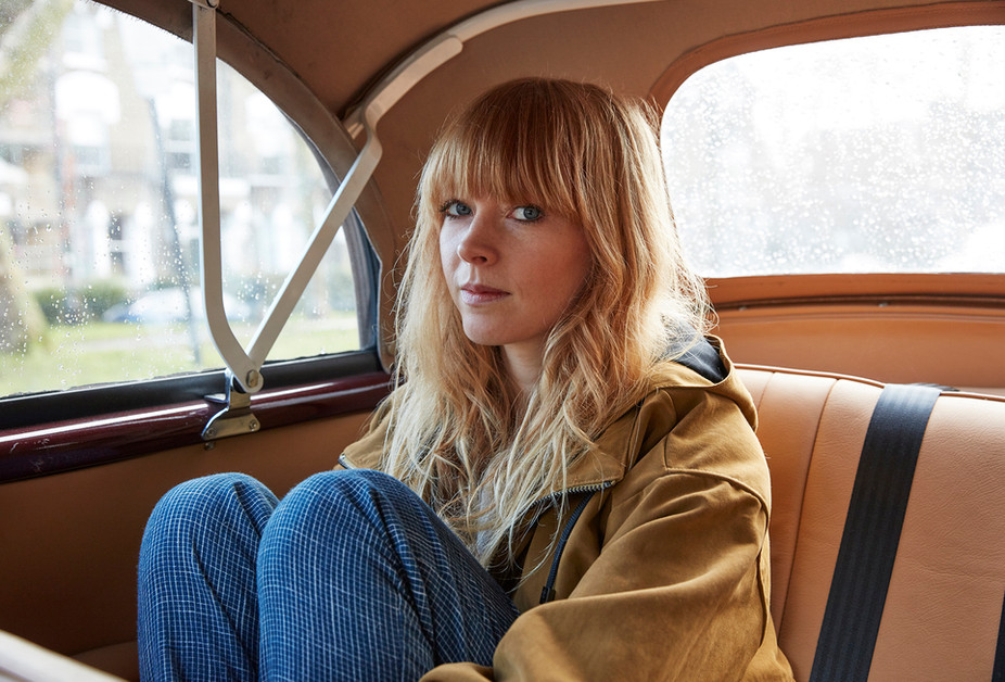 Lucy Rose photographed in London
