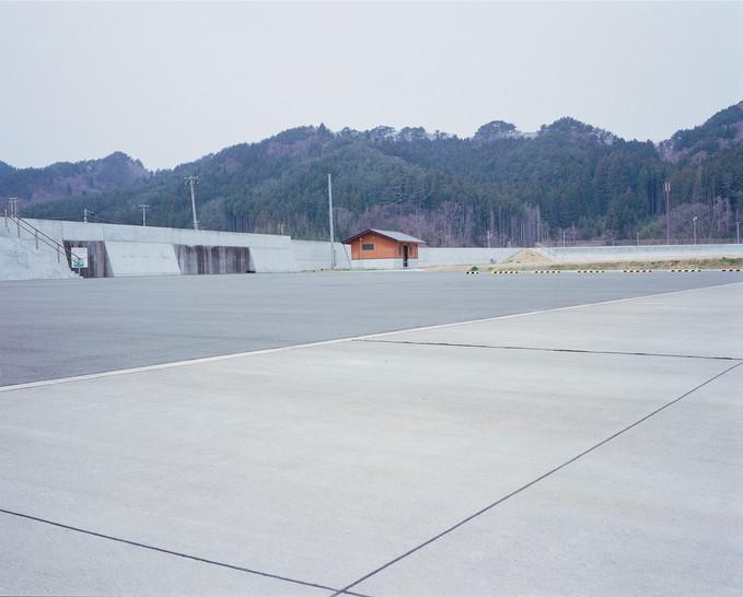 Kamaishi, Japan. From a series documenting Kamaishi, an area decimated by the 2011 tsunami.