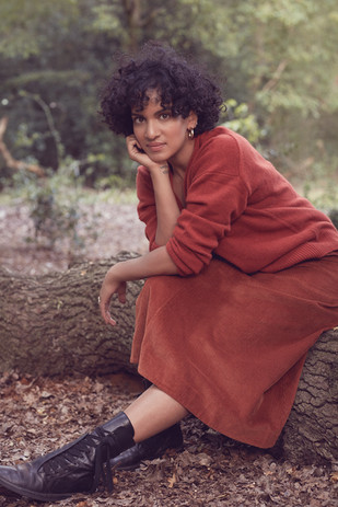 Anoushka Shankar photographed for Mercury KX
