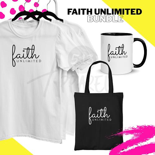 Faith Unlimited Bundle