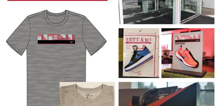 Nike, Intern Orientation