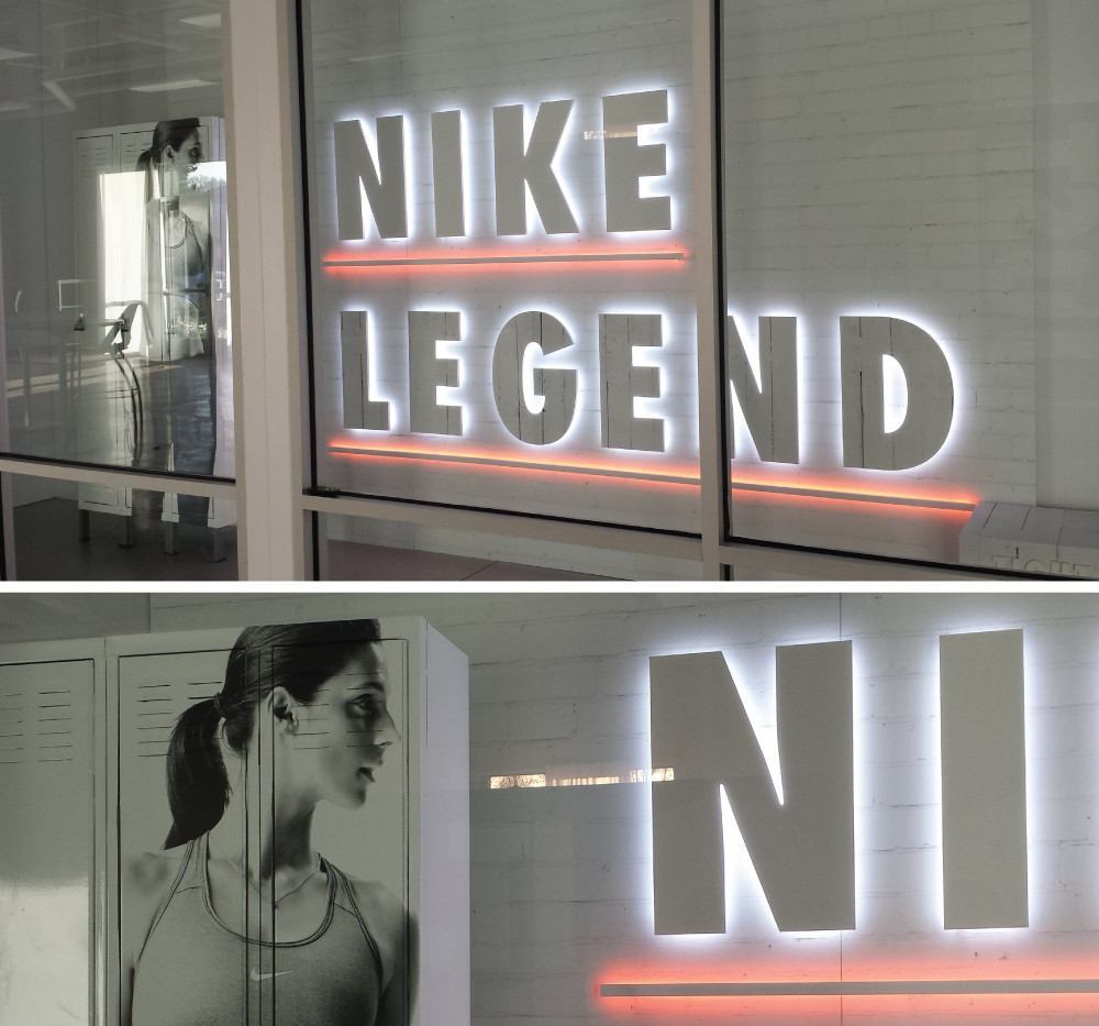 Nike, Women's Training Window