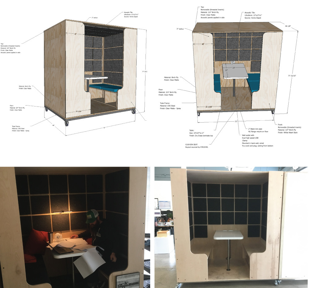 Privacy Pods