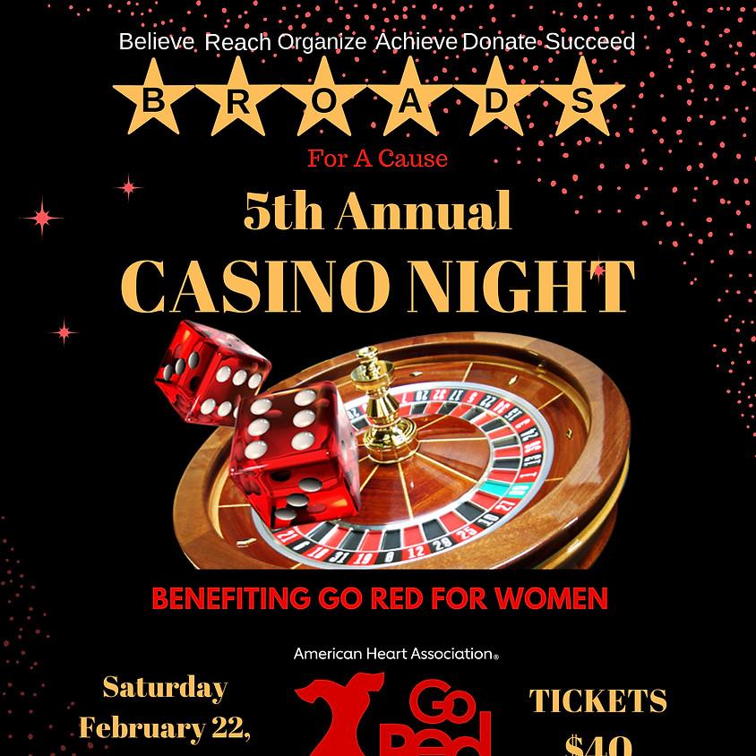 5th Annual Casino Night