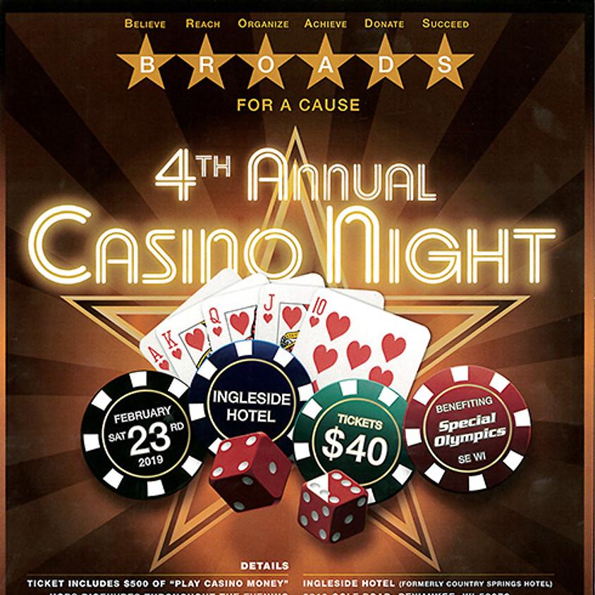 4th Annual Casino Night