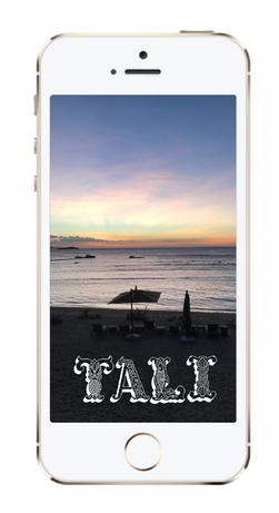 Tali Snapchat Filter