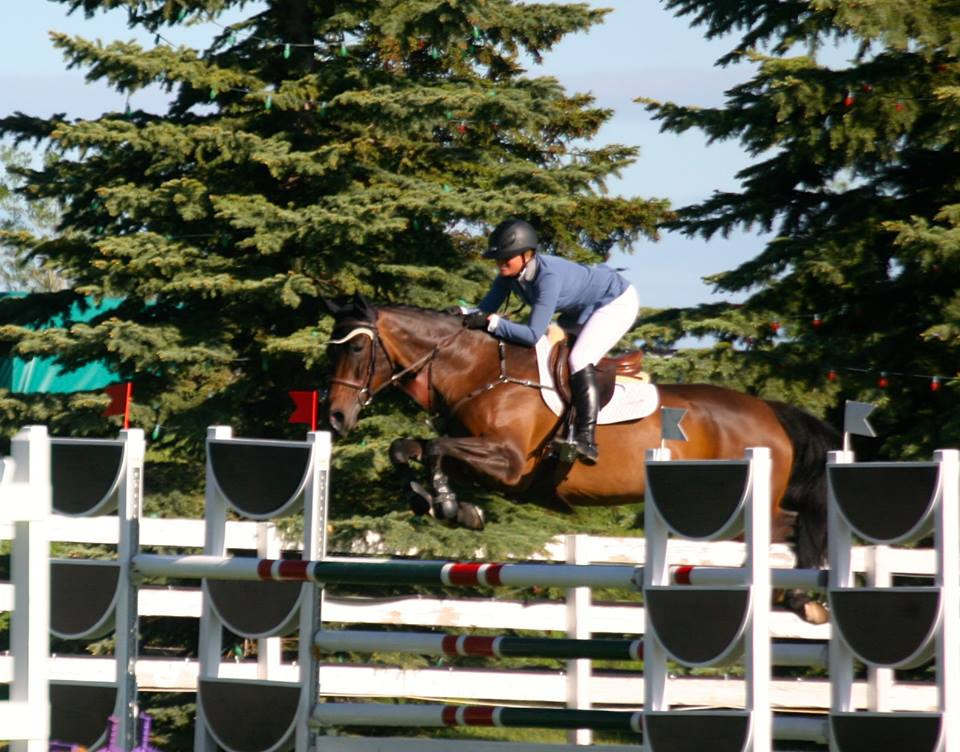 Elodie - Spruce Meadows