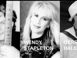 WENDY STAPLETON & FRIENDS - February 28th 2021 click on the image for details