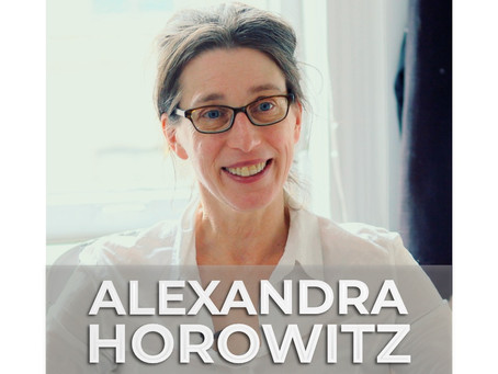 ALEXANDRA HOROWITZ | Giving Your Dog the Freedom to Make Choices