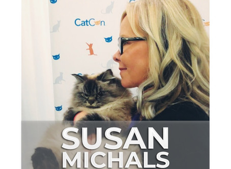 SUSAN MICHALS | The Great Divide Between Cats & Dogs