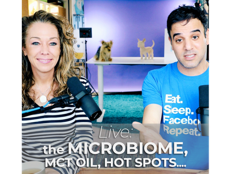 LIVE | Effects of a MCT Diet in Dogs, Diet & Reproduction, Aloe Vera & More...