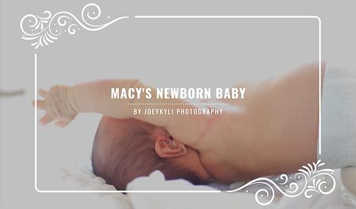 Newborn | JoeyKyLi Photograpy