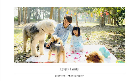 Family | JoeyKyLi Photograpy