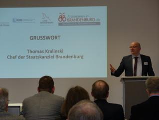"""WADWD unterstützt das Netzwerk """"Ankommen in Brandenburg"""""""