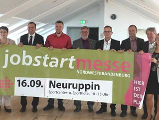 jobstart-Messe 2017 - Der Countdown läuft