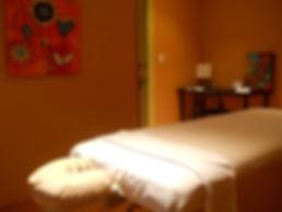 Treatment room, Hanuman Massage, North Bend WA