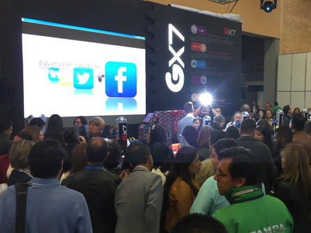 The GX7 debuts in Colombia