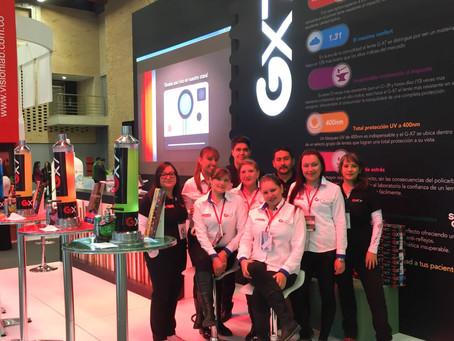 El GX7 debuta en Colombia