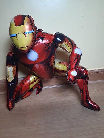 Self Standing Iron Man Hero Balloon