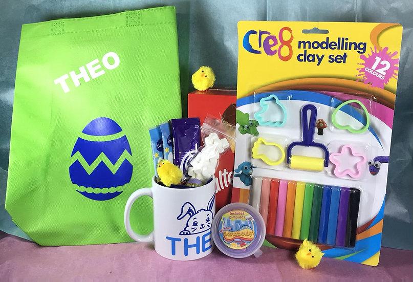 Personalised Children's Easter Hamper
