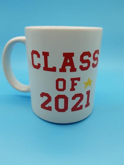 Leavers & Class of 2021 Mugs