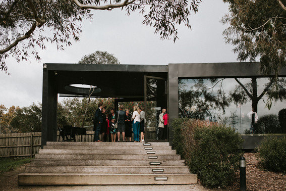 Sidney Myer Education Centre Exterior