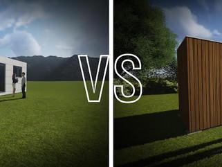 Neked melyik konténerház tetszik jobban?