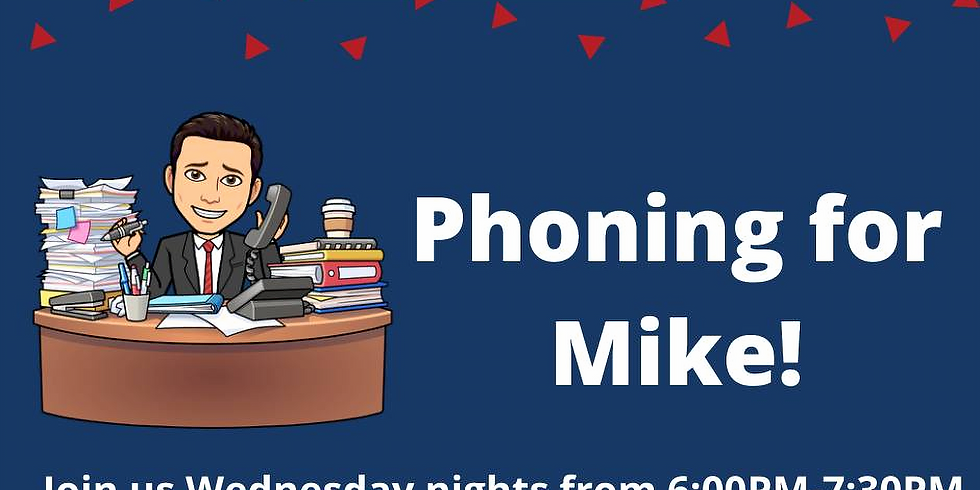 Phoning for Mike