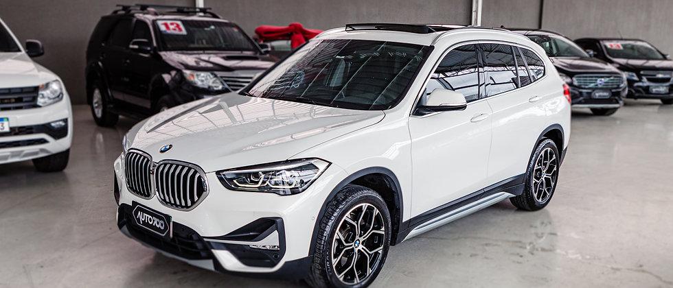 BMW   X1 2020/2020 - 2.0 16V TURBO ACTIVEFLEX SDRIVE20I 4P AUTOMÁTICO
