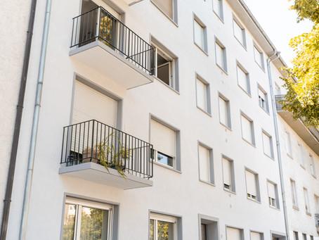 Neue Bestandsimmobilie in Mannheim mit Ausbaupotenzial angekauft