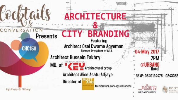 ARCHITECTURE & CITY BRANDING