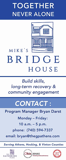 Mikes Bridge House Rack Card.webp