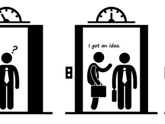 El ELEVATOR PITCH: con zapatillas y tejanos en busca de inversor