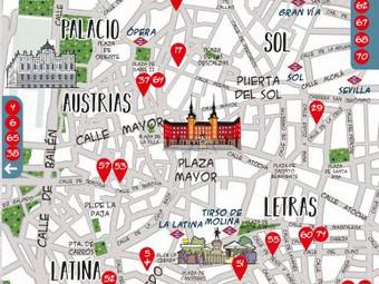 El arte urbano conquista las calles y los espacios creativos de Madrid