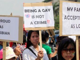 El Ministerio de Sanidad Indonesio incluye a homosexuales en un manual de enfermedades mentales.