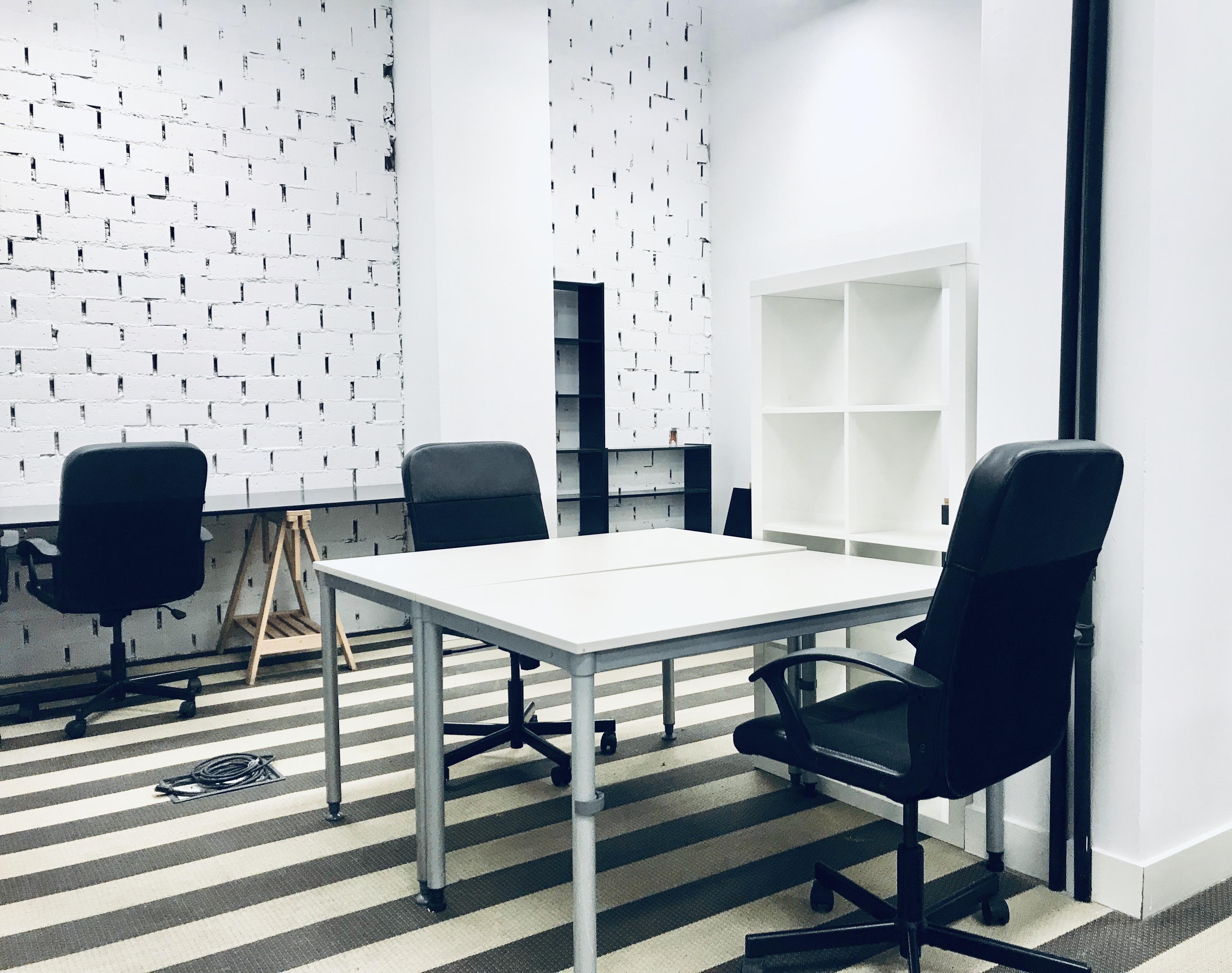 Coworking en Madrid centro