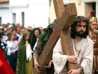 Semana Santa, el violento teatro apto para todos los públicos
