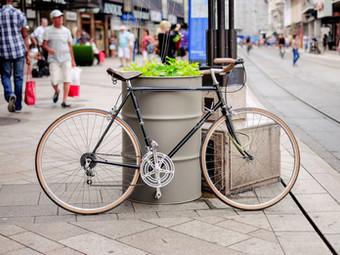 ¡Los grandes beneficios de la bicicleta!